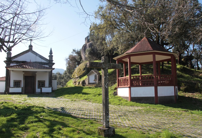 Hillfort of Santo Estêvão da Facha