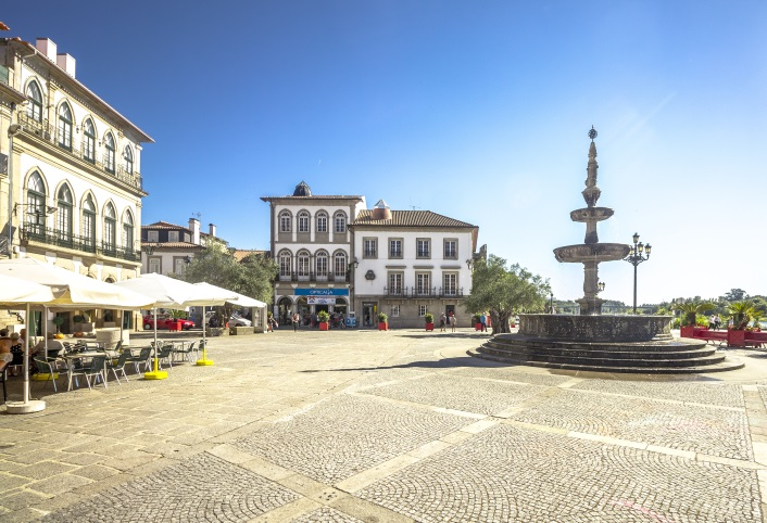 Fountain of Ponte de Lima