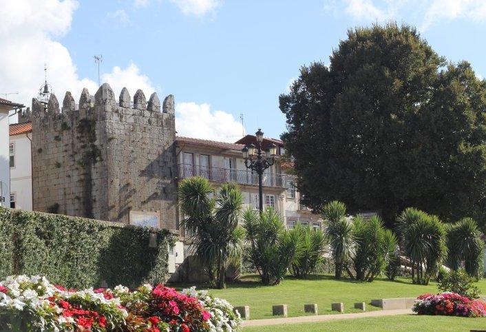 Torre da Cadeia Velha e Torre S. Paulo