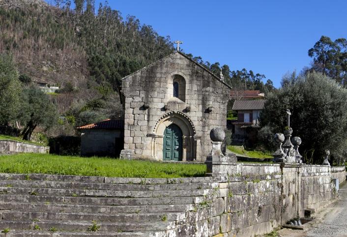 Igrejas Românicas de Ponte de Lima<br/><font size=3>Santo Abdão (Correlhã), Espírito Santo (Moreira) e Santa Eulália (Refoios)</font>