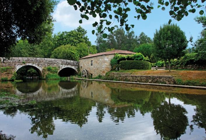 Estorãos' Bridge; Arch of Geia (Arcozelo) and Arquinho's Bridge (Arcozelo)