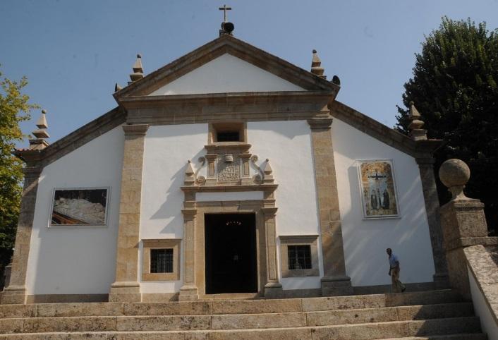 Santuários Barrocos de Ponte de Lima<br/><font size=3>Santuário de Nossa Senhora da Boa-Morte (Correlhã) e Santuário de Nosso Senhor do Socorro (Labruja)</font>
