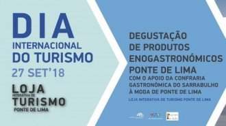 Ponte de Lima commemorates World Tourism Day - September 27