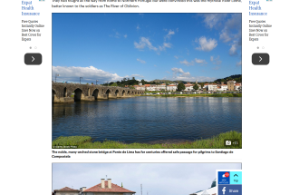 Raising a glass to Portugal's oldest village: Ponte de Lima is enchanting... and the local sparkling white just magical